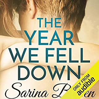 The Year We Fell Down audiobook cover art