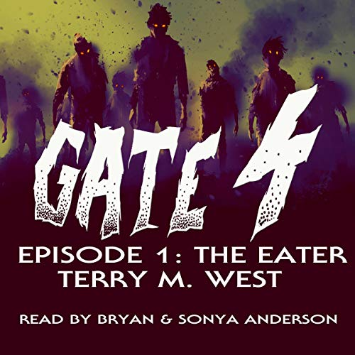 The Eater audiobook cover art