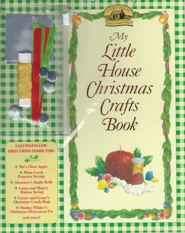 My Little House Christmas Crafts Book (Little House Merchandise)