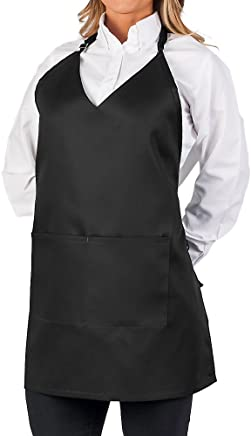 KNG Black Tuxedo Apron