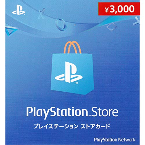 PlayStation Network Card / Ticket 3000 Yen