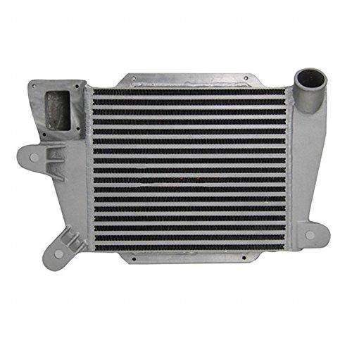 Gowe Ladeluftkühler für Mazda 3 6 MPS 07-13 Aluminium Turbo Ladeluftkühler Super-Kapazität, tolles Aluminium Auto Motoren Kühlsystem
