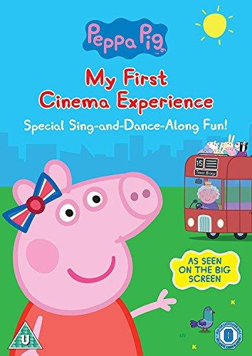 Peppa Pig: My First Cinema Experience [Edizione: Regno Unito] [Reino Unido] [DVD]