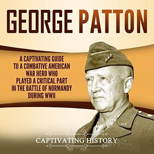 George Patton audiobook cover art