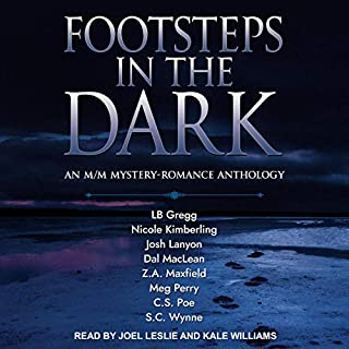 Footsteps in the Dark cover art