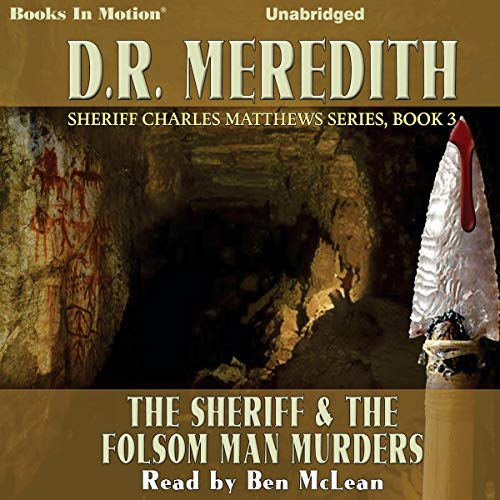 The Sheriff and the Folsom Man Murders audiobook cover art