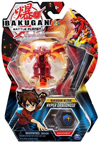 BAKUGAN Deluxe 1 Pack 3 Inch Figure Hyper Dragonoid