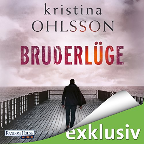 Bruderlüge audiobook cover art