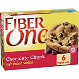 120 calories, 5 Grams of Fiber; 6 1.1 ounce pouches in a box