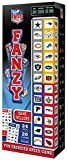 MasterPieces NFL Fanzy Dice Game, 2-4 Players, 10 Minute Playtime, for Ages, 8+