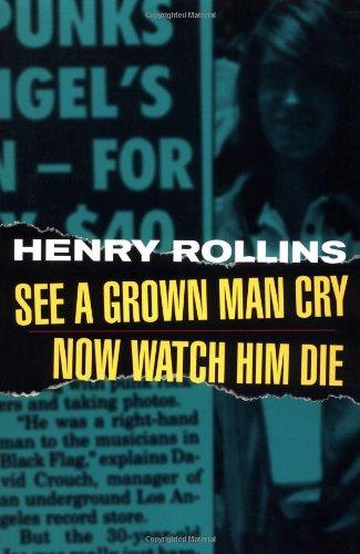 See a Grown Man Cry - Now Watch Him Die