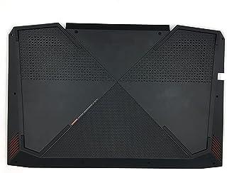 ラップトップボトムケースカバーDシェル用 HP OMEN 15-ce000 15-ce100 Color ブラック TPN-Q194 929443-001