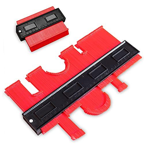 Alta Precisión Contorno Medidor Duplicador Plástico Copia con Precisión Las...