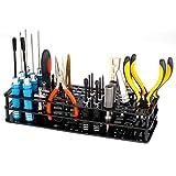 Screwdriver Storage Rack Screwdriver Organizers for Hex Cross Screw Driver RC Tools Kit Organizers 63 Hole
