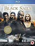 Black Sails: The Complete Collection (Seasons 1-4) [Blu-ray] [Region2] Requires a Multi Region Player