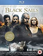 Black Sails: The Complete Collection (Seasons 1-4) [Blu-ray]