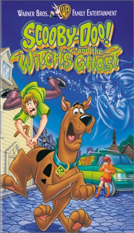 Scooby Doo: Witch's Ghost [VHS]