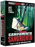 Pack Campamento Sangriento - Parte 1 y 2 (Sleepaway Camp) [Blu-ray]