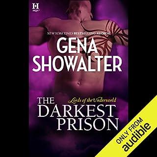 The Darkest Prison audiobook cover art