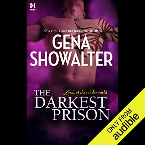 The Darkest Prison audiobook cover art