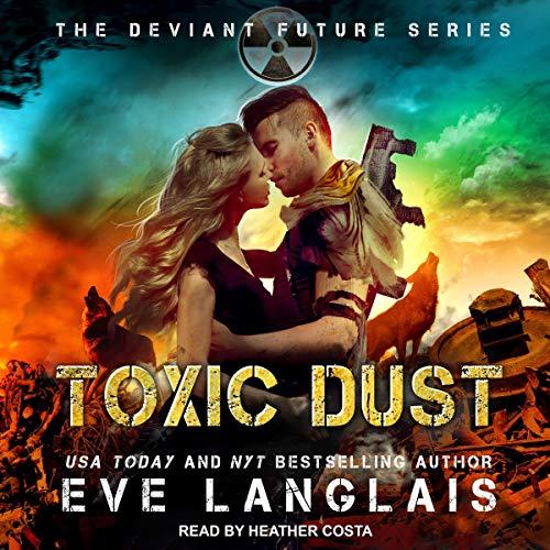 Toxic Dust audiobook cover art