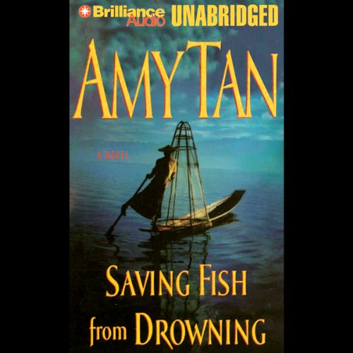 Saving Fish from Drowning audiobook cover art