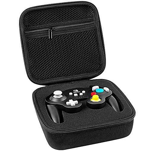 Tasche für Kabelloser Controller für Nintendo Switch - GameCube-Stil Lila