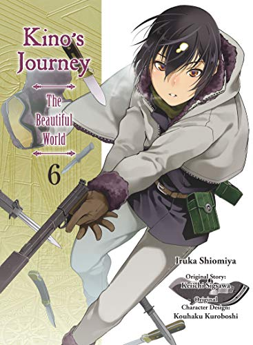 Kino's Journey Vol. 6 (English Edition)