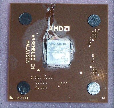 AMD CPU–CPU, Athlon AX1900DMT3C