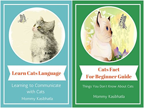 Cats Fact for Beginner Guide With Learn Cats Language Box...