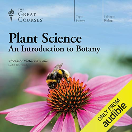 Couverture de Plant Science: An Introduction to Botany