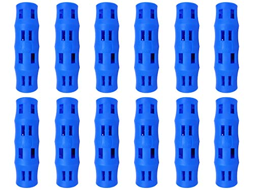 Snappy Grip Ergonomic Replacement Bucket Handles BLUE 12 PACK