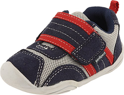 pediped Couleur Gris Navy/Grey/Red Taille / 0 Us