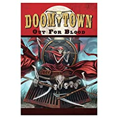It's another long, hot summer as the Doomtown saga continues in Tombstone, Arizona. Tempers boil over. Seedy glares lead to brawls. fistfights lead to gunfights between the Outlaws and Law Dogs. And both sides are out for blood. This new Doomtown exp...