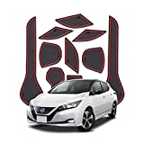 SHAOHAO per Nissan Leaf ZE12018+ Pad in Gomma, tappetini...