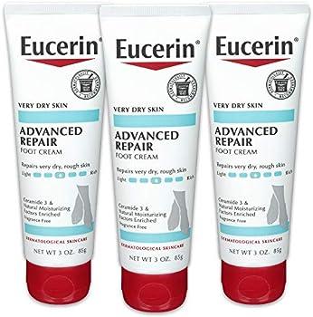 3-Pack Eucerin Advanced Repair Foot Cream