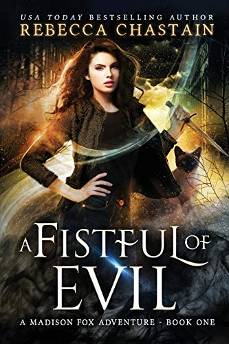 Download A Fistful of Evil (Madison Fox Adventure) 0990603148