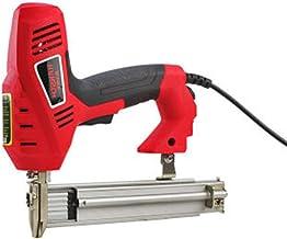 ASWT-Grapadora Electrica De Doble Uso 220V Ajustable De Alta Velocidad Portátiles 1800W Eléctrica Nailers Herramientas Para Trabajar La Madera (Rojo)