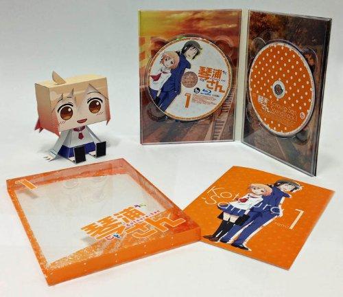 TVアニメーション「琴浦さん」その1【特装版】[Blu-ray]