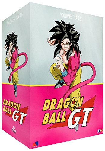Dragon Ball GT-Intégrale-Coffret Digipack (16 DVD)