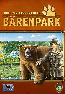 Fantasy Flight Games Current Edition Barenpark Board Game