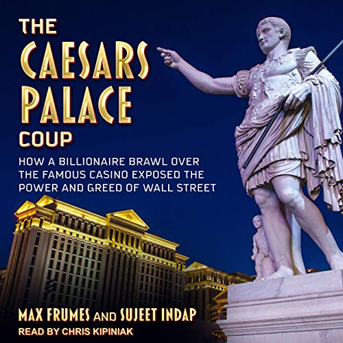 The Caesars Palace Coup cover art
