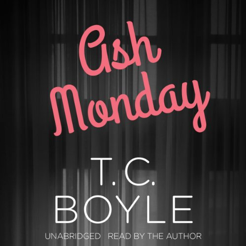 Ash Monday audiobook cover art