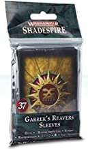 Games Workshop Warhammer 40K Shadespire Garrek's Reavers Sleeves