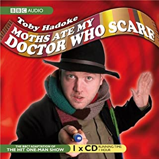 Moths Ate My 'Doctor Who' Scarf cover art