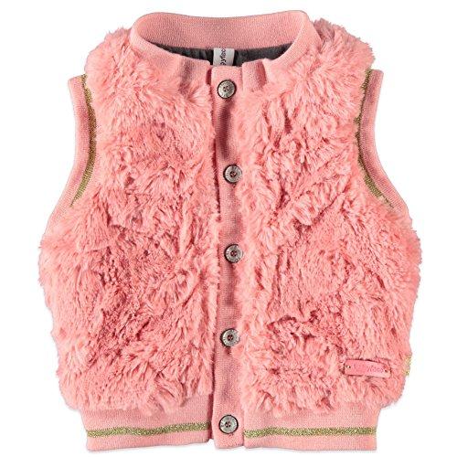 Babyface Girls Weste flauschig 6208478, Fb. Soft Candy (Gr. 80)