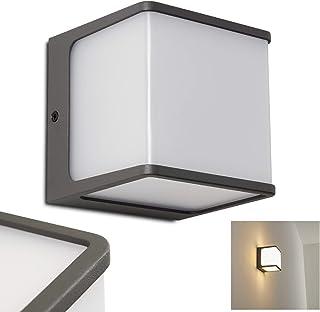 2x LED RGB Stelo Luce dimmerabile telecomando terrazze Esterno Lampada prese di corrente