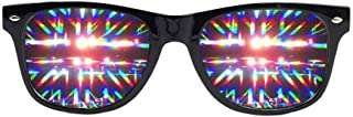 EmazingLights Diffraction Light Prism Rave Glasses
