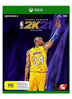 NBA 2K21 Mamba Forever Edition - Xbox Series X (B08CB3S5NS)   Amazon price tracker / tracking, Amazon price history charts, Amazon price watches, Amazon price drop alerts