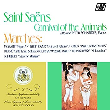 Carnival Of The Animals / Marches